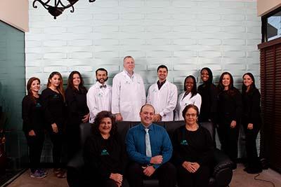 Seven Hills Dentistry team